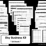 Business Planner Printables – Simple Planner Series
