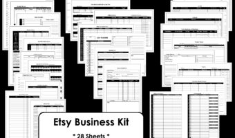 Business Planner Printables – Simple Planner Series