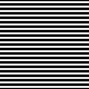AATH - Horizontal Stripes Black
