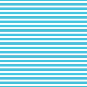 AATH - Horizontal Stripes Blue