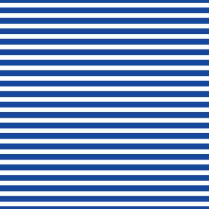 AATH - Horizontal Stripes Dark Blue