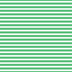 AATH - Horizontal Stripes Green
