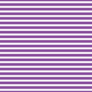 AATH - Horizontal Stripes Purple