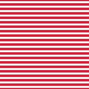 AATH - Horizontal Stripes Red