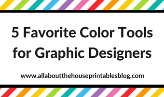 My 5 Favourite Color Tools for Graphic Design