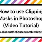 How to use Clipping Masks in Photoshop
