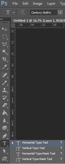 photoshops secondary menu