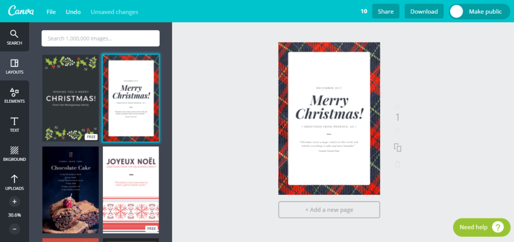 how to make blog graphics images in canva video tutorial graphic design