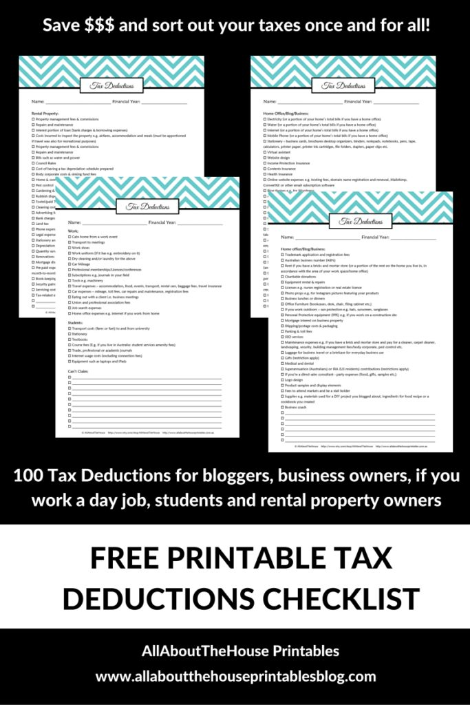 how to organize taxes, tax time, tax binder, free printable, planner, checklist, editable, reciept organization, blog, business