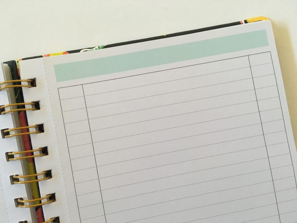 day designer checklist planner review pros and cons