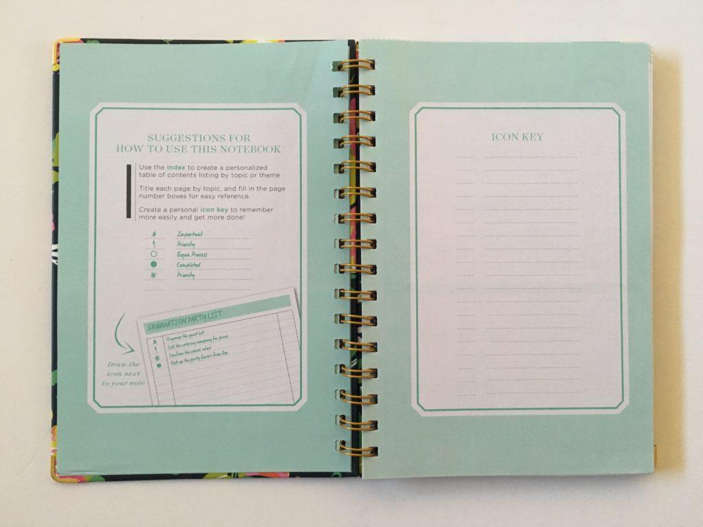 day designer notebook review flipthrough