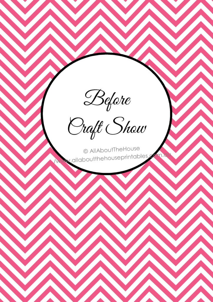 craft show planner, printable, organizer, handmade markets, creative entrepreneur, wholesale, retail, handmade markets