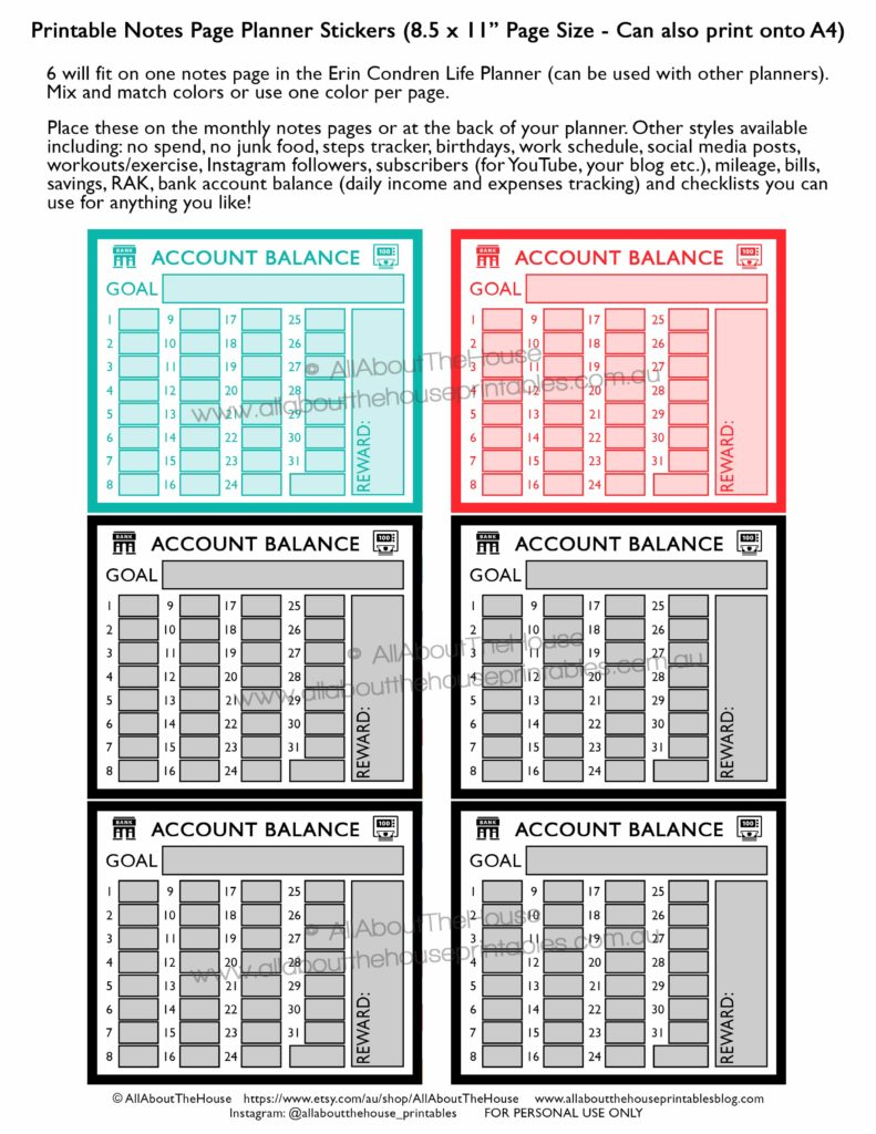 account-balance-planner-stickers-banking-spending-saving-expenses-tracking-monthly-routine-daily-tracker-printable-1-min