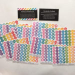 Functional Icon Planner Stickers