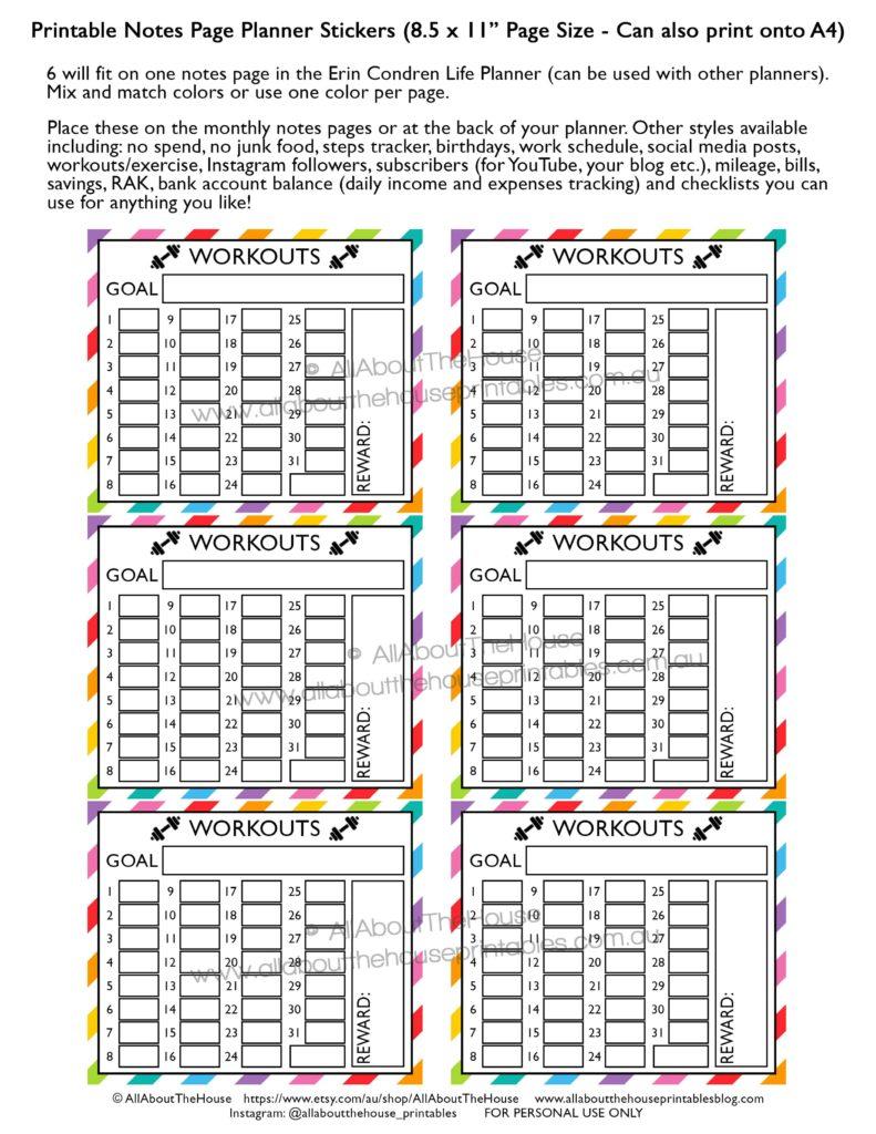 workout-planner-stickers-monthly-routine-daily-habit-tracker-printable-rainbow-erin-condren-eclp-life-planner-rainbow-min