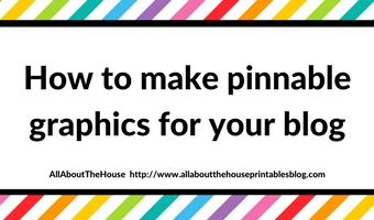 how to make pinterest optomised blog post graphics images step by step tutorial increase pageviews pinterest 101 seo blogging