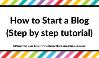 how to start a blog step by step tutorial how to make money blogging wordpress bluehost video tutorial