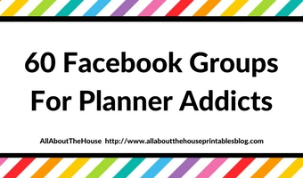 best facebook groups for planner addicts obsessed erin condren fans rak buy sell swap free printables plum paper kikki k filofax
