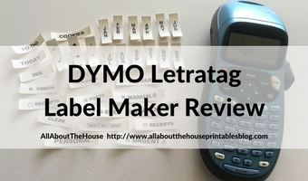 dymo letratag best label maker review how to make planner tabs diy planner hack supplies addict tutorial