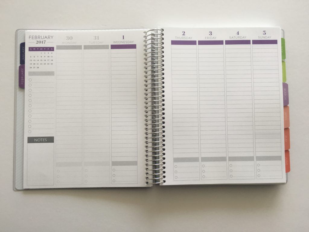 plum paper vertical planner review haul alternatives to the erin condren planner