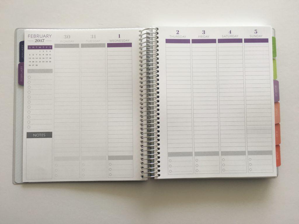 plum paper vertical planner review haul alternatives to the erin condren planner