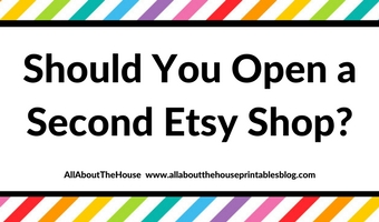 should i open a second etsy shop advice for etsy sellers creative handmade business etsy versus own website pros and cons