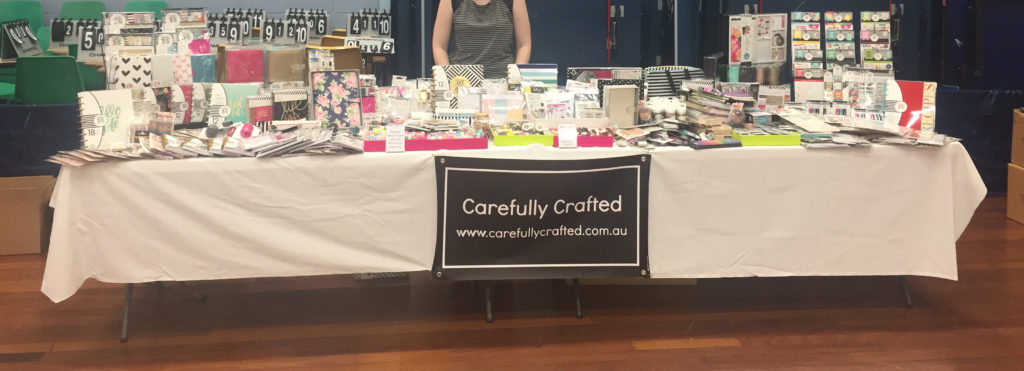 How to prepare and plan for a craft show planner market handmade business creative Brisbane planner markets how to set up table display