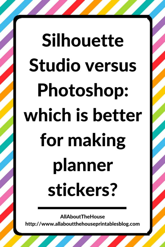 silhouette studio versus photoshop which is better for making planner stickers software free download how to create stickers