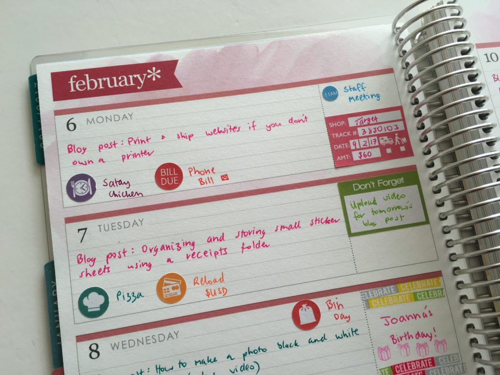 erin condren horizontal life planner honest review weekly planner lined checklist planning with stickers minimalist planning organized-min