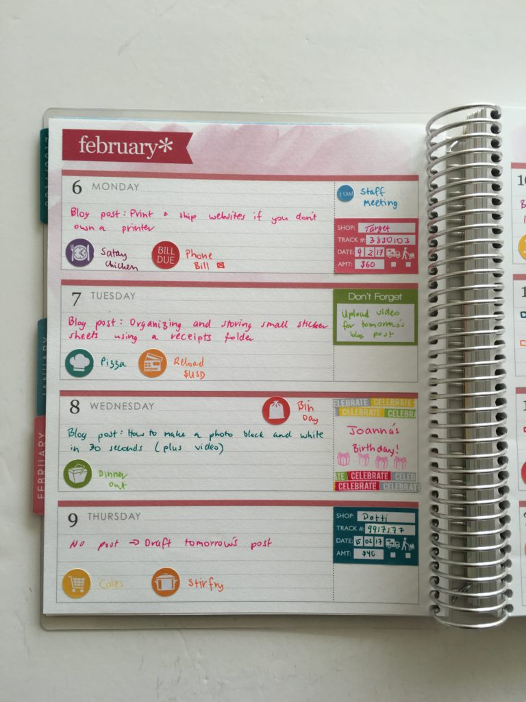erin condren horizontal life planner honest review weekly planner lined checklist planning with stickers minimalist planning worth the hype expensive-min