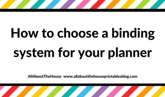 how to choose the best planner find perfect planner discbound versus spiral bound happy planner erin condren personalised custom