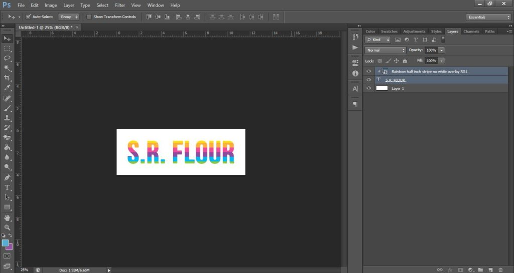 how to make pattern text in photoshop step by step tutorial printable label pantry ecourse