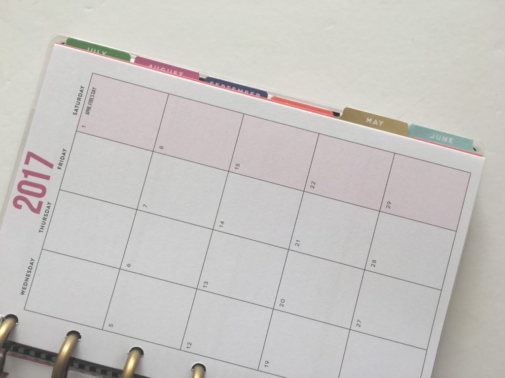 is the happy planner right for you mini mambi small planner monday start 2 page weekly planner horizontal
