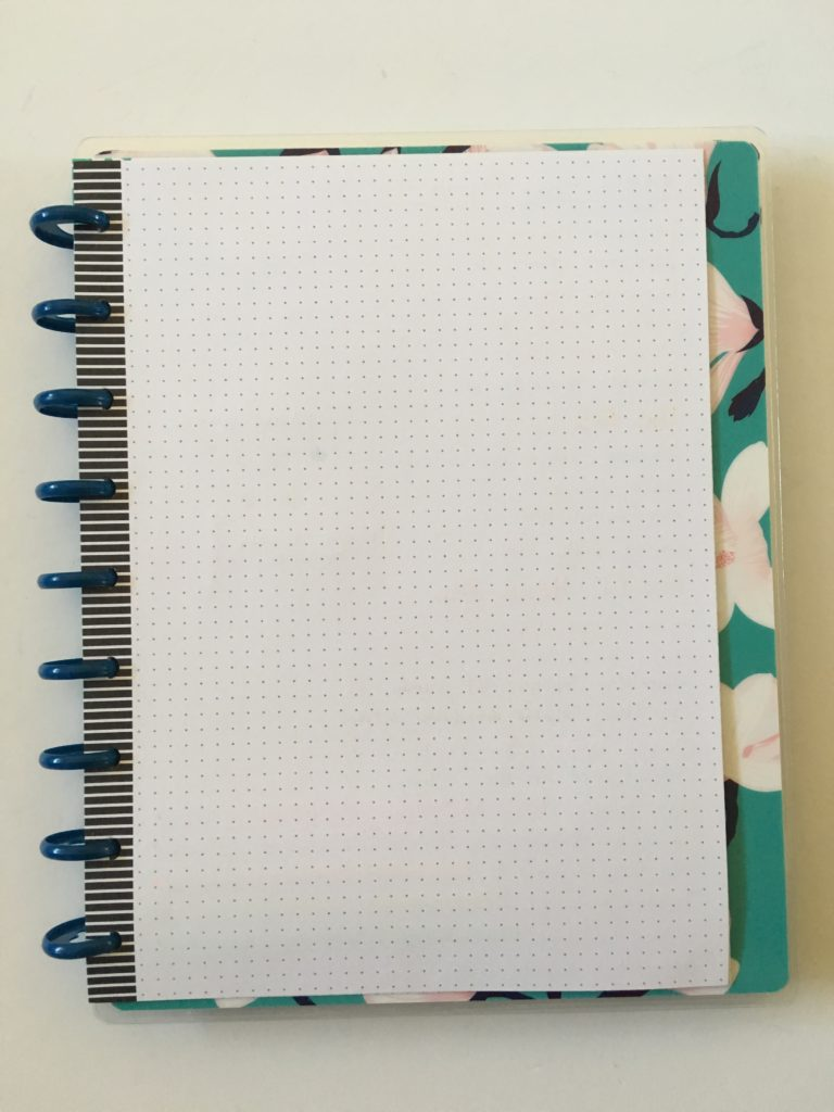 happy planner pen testing mambi happy notes dot grid gel ballpoint highlighters stamps frixion erasable ghosting bleed through thick paper