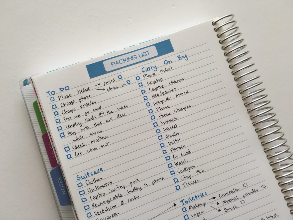 130 Functional Ideas To Use Blank Notes Pages Of Your