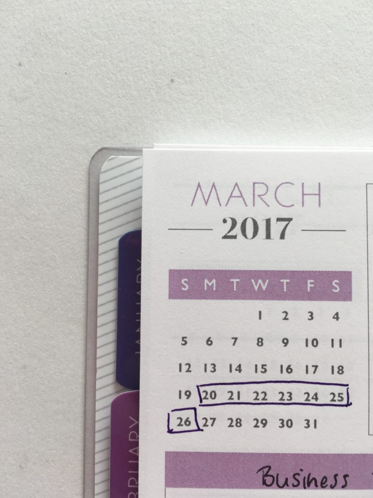 plum paper planner review how to use a monthly calendar dates at a glance horizontal lined notes plan with me weekly spread-min