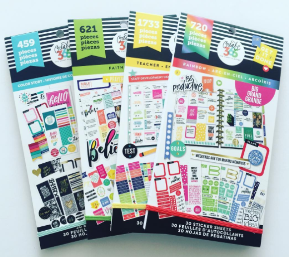 MAMBI sticker books happy planner buy australia carefully crafted plan with me best value cheap planner stickers