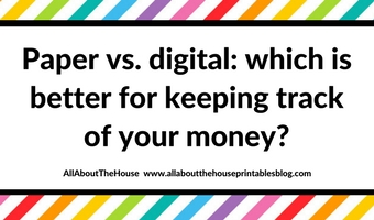 pen and paper versus digital which is better for keeping track of