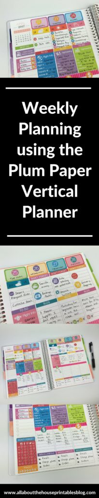 plum paper vertical planner review cheaper alternative to erin condren lined minimalist travel planning with me weekly spread