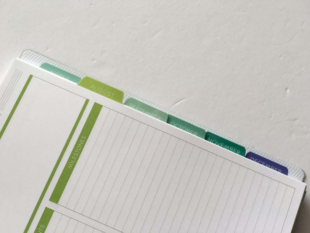 Plum paper memory keepers notebook review haul cheaper alternative to erin condren personalised non-traditional planner alternative inspiration inspo