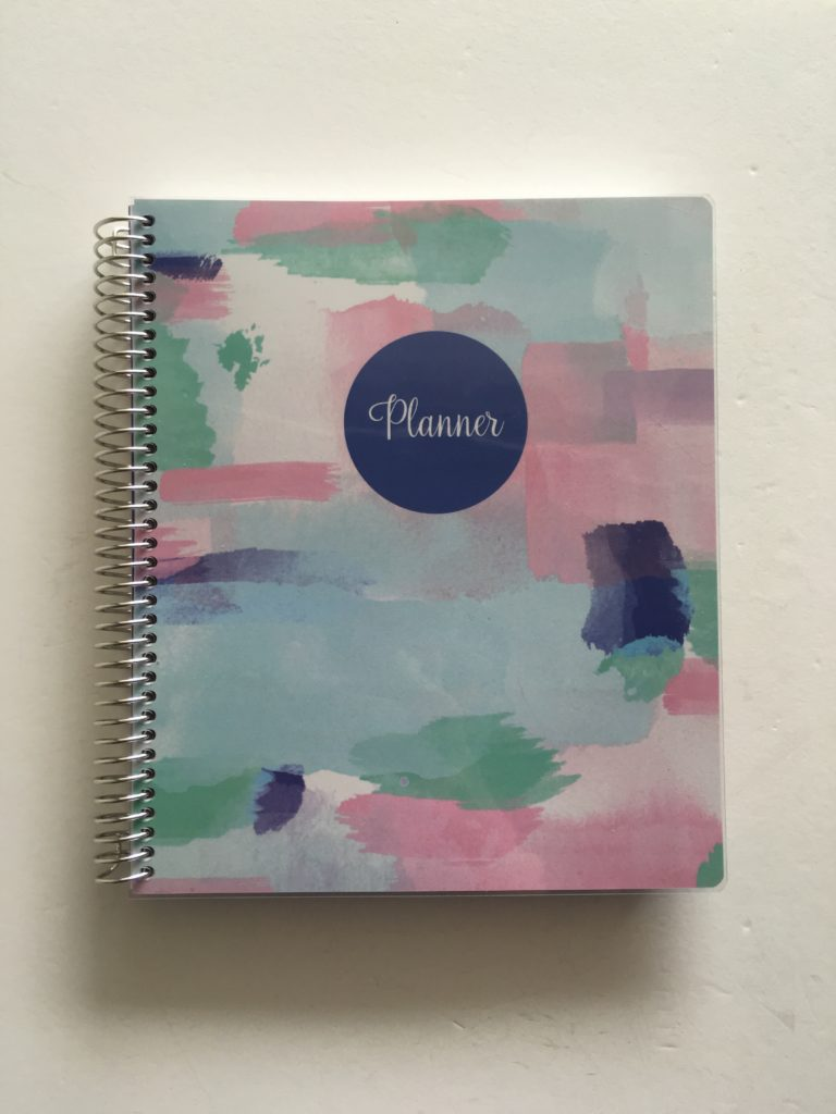 Plum paper memory keepers notebook review haul cheaper alternative to erin condren personalised non-traditional planner alternative inspiration journa