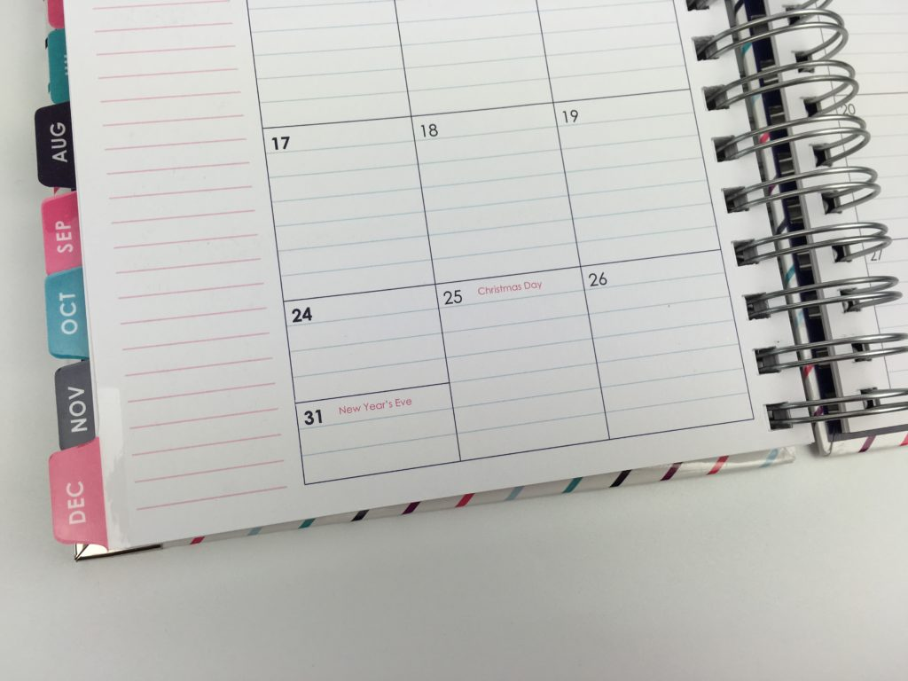 Review Of The Ashley Shelly Planner Weekly Planner Pros