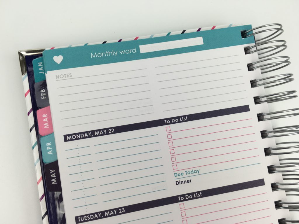 horizontal planner review roundup ashley shelly colorful cheaper alternative to erin condren weekly planner 2 page spread hourly