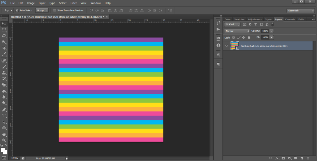 how to make paper in photoshop