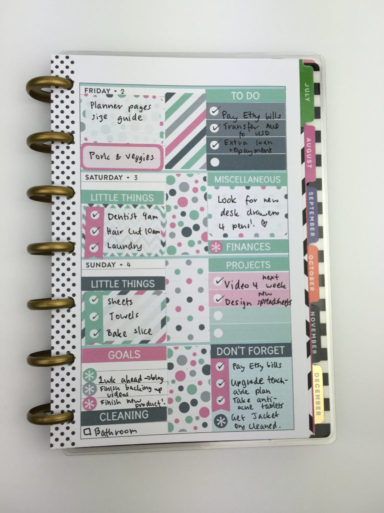 how to make your own planner sticker kits erin condren size mini happy planner review-min