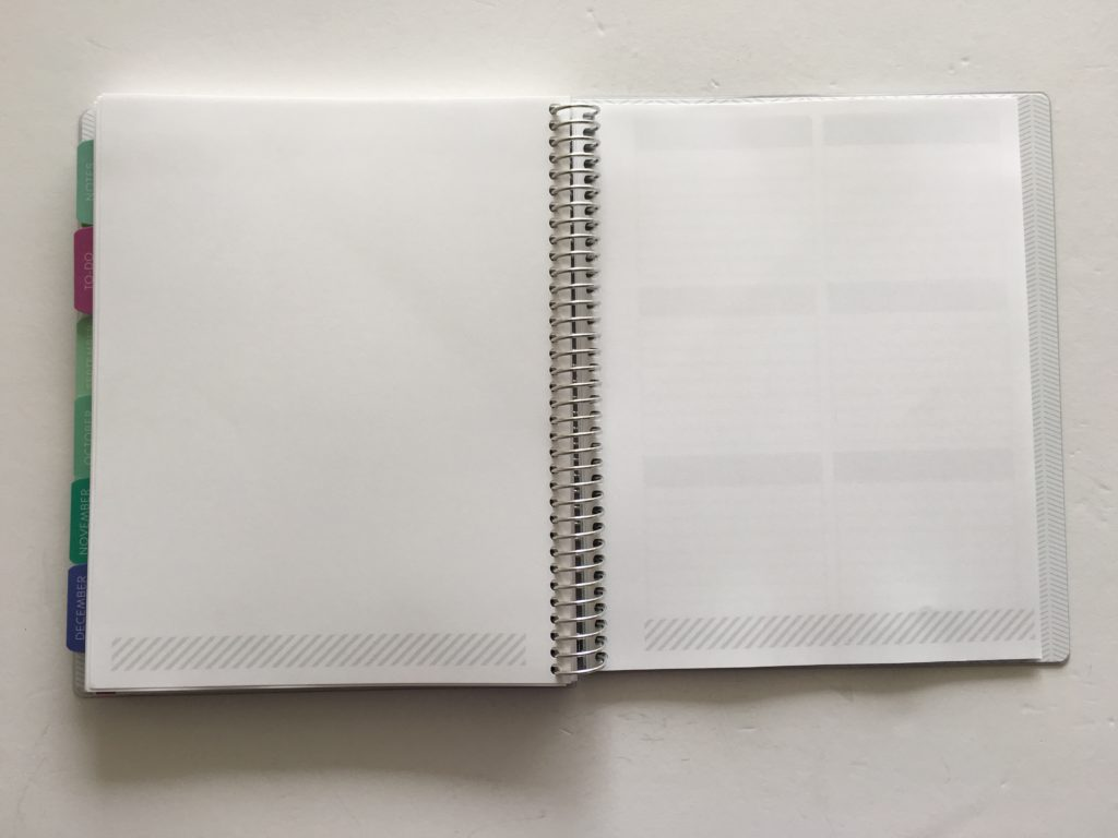 plum paper planner notebook personalised memory keeper review alternative to traditional planner ideas inspiration planning plan with me haul