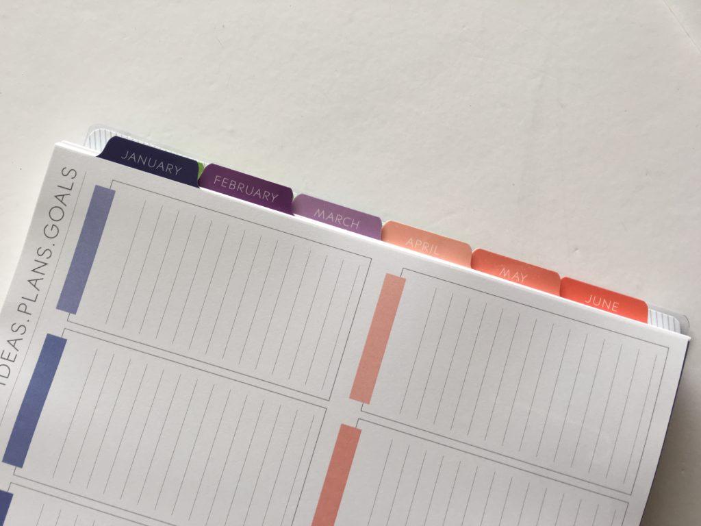 plum paper versus erin condren planner review tab cheaper alternative diy planner supplies shopping comparison best planner