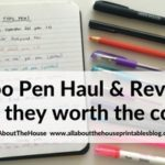Typo Pen Haul (are their pens worth the cost?)