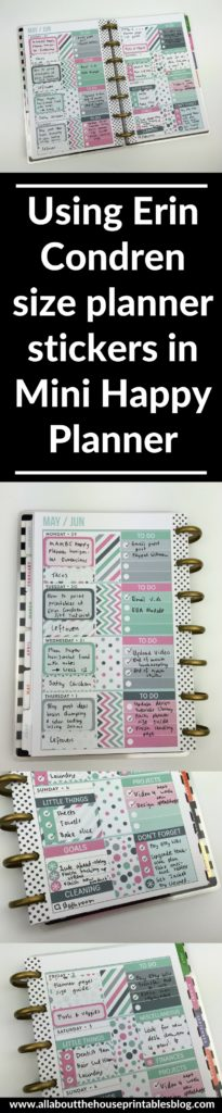 using erin condren size planner stickers in mini happy planner review comparison pros and cons diy sticker kit how to make flag