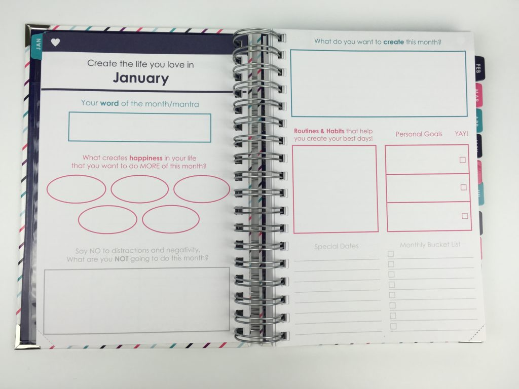 Review of the Ashley Shelly Planner - Weekly Planner (pros, cons ...